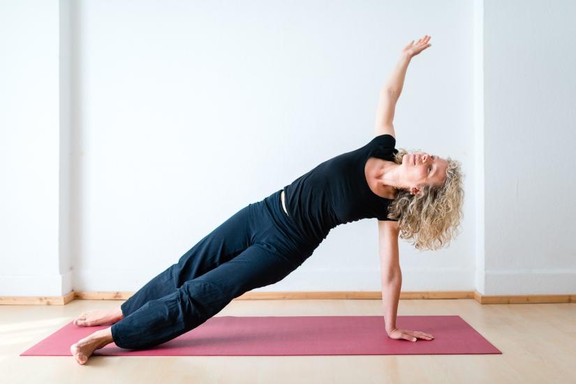 Yoga erleben - Stefanie Jehle